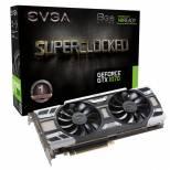 EVGA NVIDIA GeForce GTX 1070 Superclocked GAMING 8GB GDDR5 DVI/HDMI/3DisplayPort PCI-Express Video Card w/ ACX 3.0 Cooler