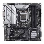 Asus PRIME Z590M-PLUS Socket LGA1200/ Intel Z590/ DDR4/ SATA3&USB3.2/ WiFi & Bluetooth/ M.2/ mATX Motherboard