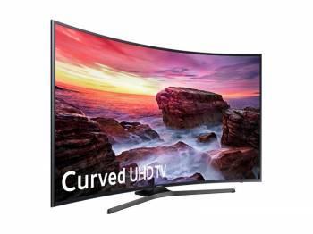 Samsung Electronics UN65MU6500 Curved 65-Inch 4K Ultra HD Smart LED TV - 2017 Model