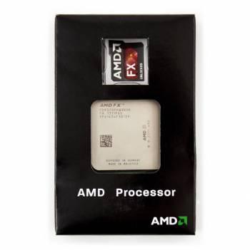 AMD FX-9370 Eight-Core Processor 4.4GHz Socket AM3+ w/o FAN, Retail