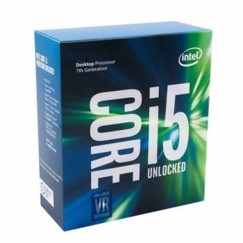 Intel Core i5-7600K Kaby Lake Processor 3.8GHz 8.0GT/s 6MB LGA 1151 CPU w/o Fan, Retail