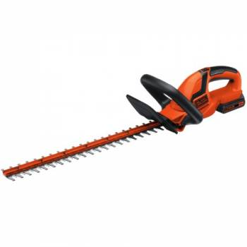 BLACK+DECKER LHT2220 20V MAX Cordless Lithium-Ion 22 in. Dual Action Electric Hedge Trimmer