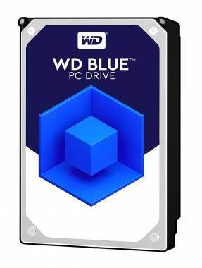 Western Digital Blue WD40EZRZ 4TB 5400RPM SATA3/SATA 6.0 GB/s 64MB Hard Drive (3.5 inch)