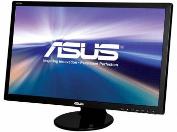 Asus VE278H 27 inch Widescreen 50,000,000:1 2ms VGA/HDMI LED LCD Monitor, w/ Speakers (Black) (ONE BRIGHT PIXEL ON SCREEN)