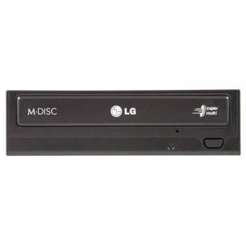 LG Electronics GH24NSC0B 24X SATA Super-Multi DVD Internal Rewriter, Bulk