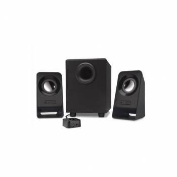 Logitech Z213 Wired 3.5mm/7 Watts/2.1 Channel Speaker System