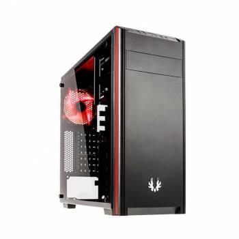 BitFenix Nova TG Window BFX-NTG-100-KKWSK-RP No Power Supply ATX Mid Tower (Black)