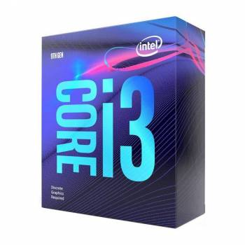 Intel Core i3-9100F Coffee Lake Processor 3.6GHz 8.0GT/s 6MB LGA 1151 CPU w/o Graphics Box, Retail
