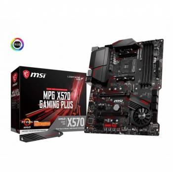 MSI MPG X570 GAMING PLUS Socket AM4/ AMD X570/ DDR4/ SATA3&USB3.2/ PCIE 4.0/ M.2/ A&GbE/ HDMI ATX Motherboard