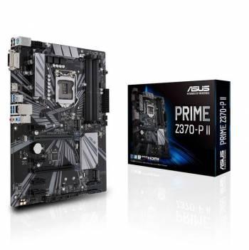 Asus PRIME Z370-P II LGA1151/ Intel Z370/ DDR4/ CrossFireX/ SATA3&USB3.1/ M.2/ A&GbE/ ATX Motherboard