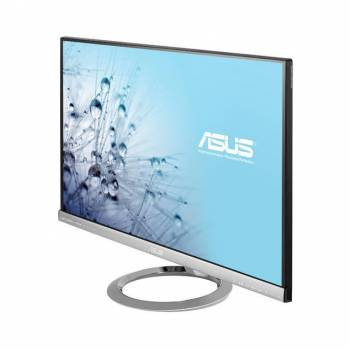 Asus MX279H 27 inch Widescreen 80,000,000:1 5ms VGA/HDMI LED LCD Monitor, w/ Speakers (Silver&Black)
