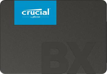 Crucial BX500 480GB 2.5 inch SATA3 Solid State Drive (Micron 3D NAND)