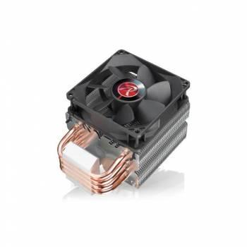 RAIJINTEK AIDOS BLACK 92mm CPU Cooler for Intel LGA 201x/1366/115x/775 & AMD Socket FM2+/FM2/FM1/AM3+/AM3/AM2+/AM2