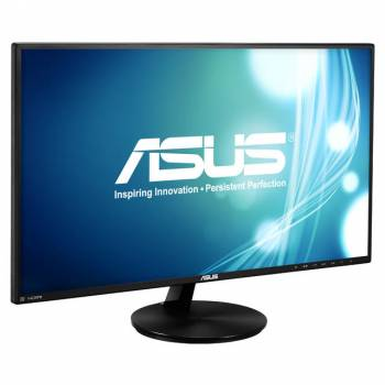 Asus VN279Q 27 inch Widescreen 100,000,000:1 5ms VGA/HDMI/Displayport LCD Monitor, w/ Speakers (Black)