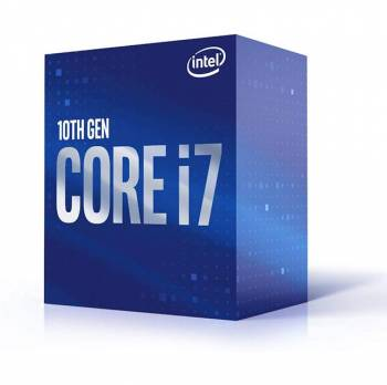 Intel Core i7-10700 8-Core Comet Lake Processor 2.9GHz 8.0GT/s 16MB LGA 1200 CPU, Retail
