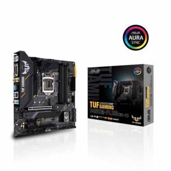 Asus TUF GAMING B460M-PLUS (WI-FI) LGA1200/ Intel B460/ DDR4/ 2-Way CrossFireX/ SATA3&USB3.2/ M.2/ WiFi&Bluetooth mATX Motherboard