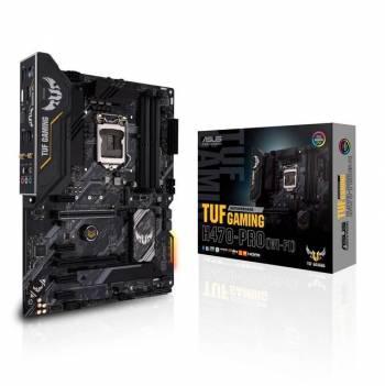 Asus TUF GAMING H470-PRO (WI-FI) LGA1200/ Intel H470/ DDR4/ 2-Way CrossFireX/ SATA3&USB3.2/ M.2/ WiFi/ ATX Motherboard