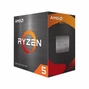 AMD Ryzen 5 5600X 100-100000065BOX Processor 6-Core 3.7GHz Socket AM4 CPU Retail