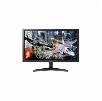 LG Electronics 24GL65B-B 24 inch UltraGear Full HD 144Hz Freesync Gaming Monitor 1,000:1 1ms LED/LCD Monitor, w/o Speaker