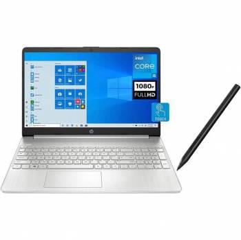 HP 2Q1H2UA#ABA 15.6 inch Intel Core i3-1115G4 1.7GHz/ 8GB DDR4/ 256GB SATA M.2 SSD/ Intel Iris Xe Windows 10 Home Notebook (Natural Silver)